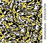 vector seamless pattern.... | Shutterstock .eps vector #1914218734