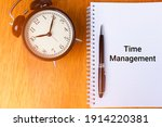 time management concept of...   Shutterstock . vector #1914220381