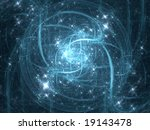 abstract background. blue...   Shutterstock . vector #19143478