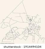 black simple detailed street...   Shutterstock .eps vector #1914494104