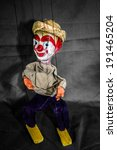 Mexican Marionette Puppet On...