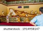 Yangon Myanmar April 3 2015....
