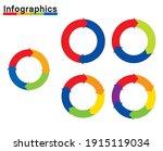 infographics illustration set... | Shutterstock .eps vector #1915119034