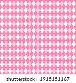 valentines day argyle plaid....   Shutterstock .eps vector #1915151167