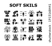soft skills people collection... | Shutterstock .eps vector #1915168441