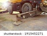 Hydraulics Crane Support....