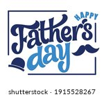 Happy Father S Day Lettering...