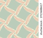 vintage seamless pattern with... | Shutterstock .eps vector #1915688617
