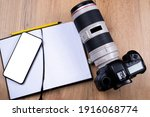 Photography Courses On Mock Up...