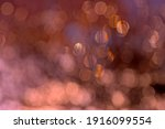 Abstract Background Blur With...