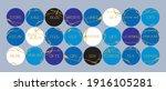 highlight covers kintsugi... | Shutterstock .eps vector #1916105281