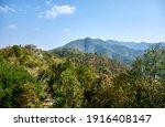 View Of Picturesque Haze Valley ...