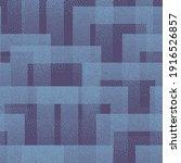 stippled squares texture trendy ...   Shutterstock .eps vector #1916526857