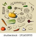 asparagi,barbabietola,barbabietola,cavolo,ciliegio,collezione,cucinare,cetriolo,mangiare,completo,erba,palm,ingrediente,inchiostro,limone