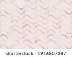 decorative geometric seamless... | Shutterstock .eps vector #1916807387