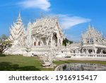 Famous Wat Rong Khun  Or White...