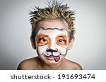 Children Painted