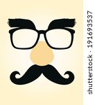 vector illustration of a funny...   Shutterstock .eps vector #191693537