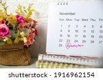 2021 Calendar Desk And Diary...