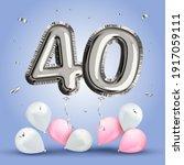 elegant greeting celebration... | Shutterstock .eps vector #1917059111