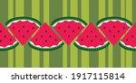 picnic vector illustration.... | Shutterstock .eps vector #1917115814