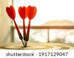 success goals targeting the... | Shutterstock . vector #1917129047