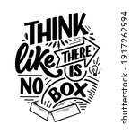 hand drawn lettering quote in... | Shutterstock .eps vector #1917262994