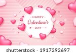 happy valentine's day... | Shutterstock . vector #1917292697