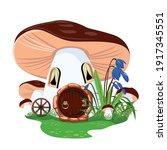 vector illustration of a... | Shutterstock .eps vector #1917345551