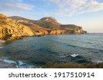 Beautiful Cliffs On Agali Beach ...
