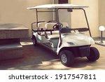 Golf Car. Electrical Hotel Or...