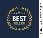 best seller ceremony award... | Shutterstock .eps vector #1917575057