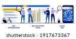 seo optimization  seo analytics ...   Shutterstock .eps vector #1917673367