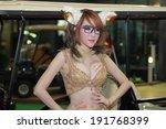bangkok  thailand   march 30 ... | Shutterstock . vector #191768399
