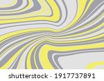 simple design with curved wavy... | Shutterstock .eps vector #1917737891