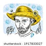 russia february 15  2021 ... | Shutterstock .eps vector #1917833027