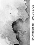 gray scale watercolor macro... | Shutterstock . vector #191791721