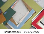 Multiple Colored Picture Mat...
