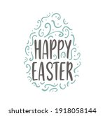 vector illustration  greeting... | Shutterstock .eps vector #1918058144