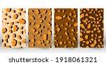 set of leopard print. panther...   Shutterstock .eps vector #1918061321