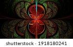 Fractal  Pattern  Tangled ...