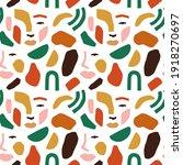 abstract seamless pattern... | Shutterstock .eps vector #1918270697
