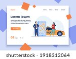 people using location app and...   Shutterstock .eps vector #1918312064