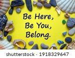 Inclusion And Belonging Symbol. ...