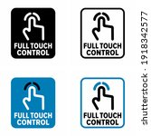 """full touch control""... 