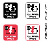 """dual power mode"" information... 