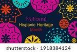 vector. web banner  poster ...   Shutterstock .eps vector #1918384124