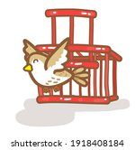 Releasing Bird From Cage Is One ...