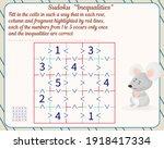 logic game for children and...   Shutterstock .eps vector #1918417334