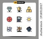 User Interface Pack Of 9 Basic...